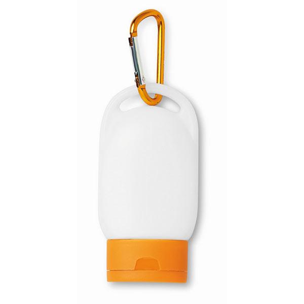 Лосьон солнцезащитный MO8512-10 SUNCARE, оранжевый