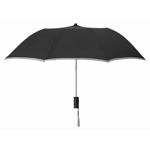 Зонт MO8584-03 NEON, черный