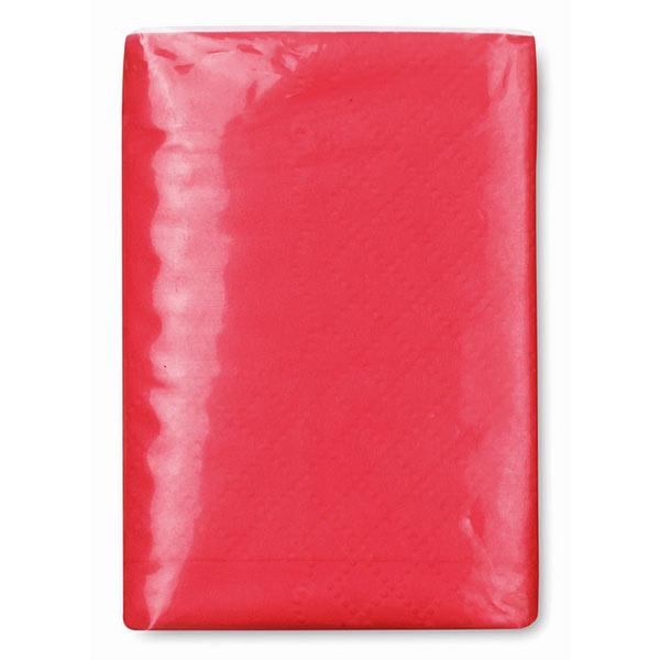 Салфетки MO8649-05 SNEEZIE, красный