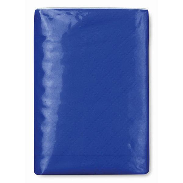 Салфетки MO8649-37 SNEEZIE, темно-синий
