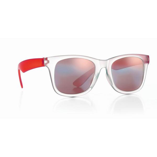 Очки солнцезащитные MO8652-05 AMERICA TOUCH, красный