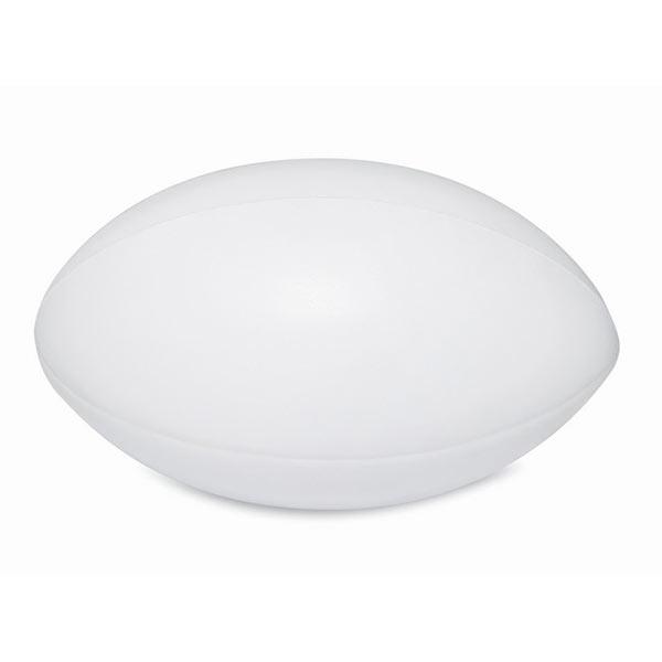 Антистресс «мяч» MO8687-06 MADERA, белый