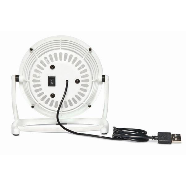 Вентилятор MO8763-06 AIRY, белый
