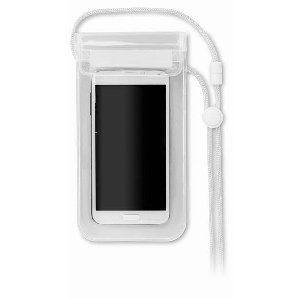 Чехол для смартфона MO8782-26 COLOURPOUCH, прозрачный белый