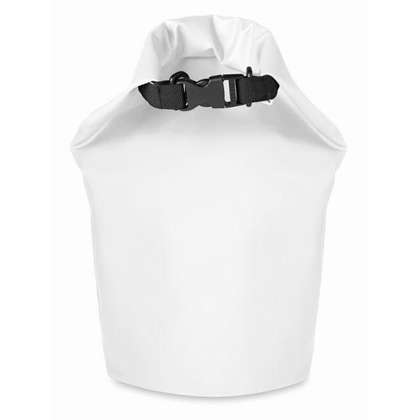 Сумка водонепроницаемая MO8787-06 SCUBA, белый
