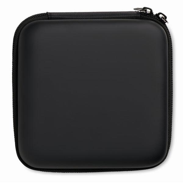 Набор компьютерных аксессуаров MO8827-03 POWERSET, черный