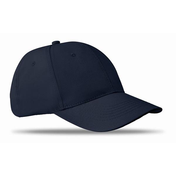 Бейсболка MO8834-04 BASIE, синий