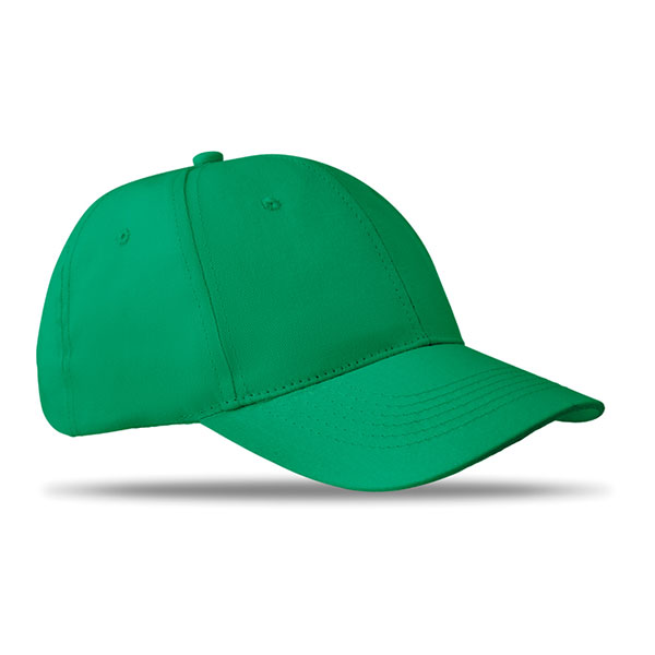 Бейсболка MO8834-09 BASIE, зеленый
