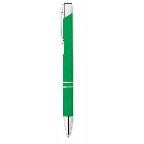 Ручка шариковая MO8857-09 AOSTA, зеленый