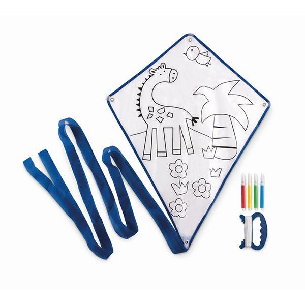 Змей воздушный MO8925-04 TARIFA, синий
