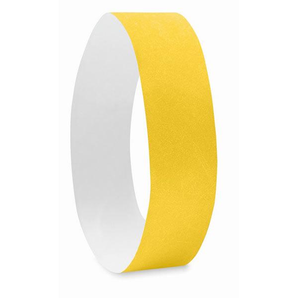 Браслет MO8942-08 TYVEK, желтый