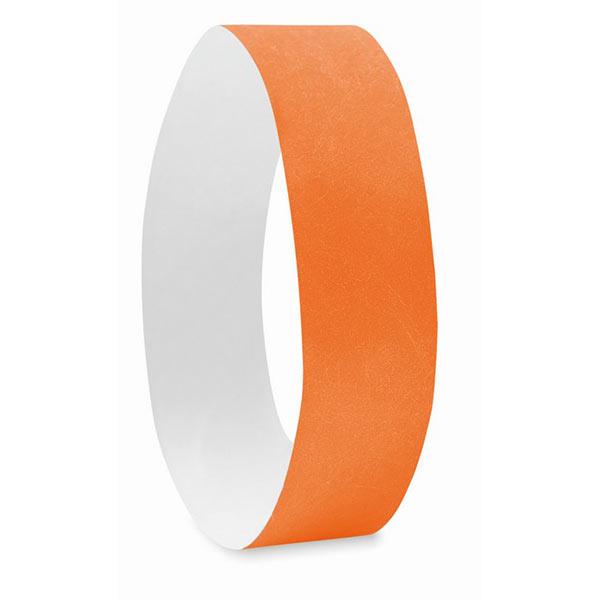 Браслет MO8942-10 TYVEK, оранжевый