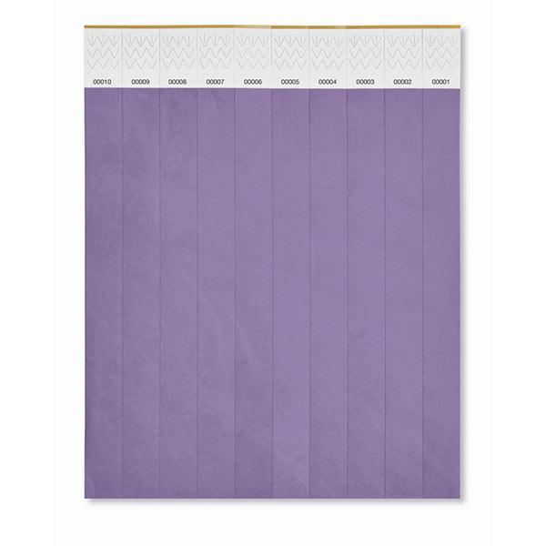Браслет MO8942-21 TYVEK, пурпурный