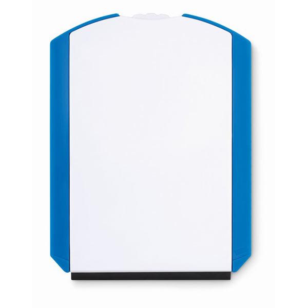 Скребок автомобильный MO8945-04 PARK & SCRAP, синий
