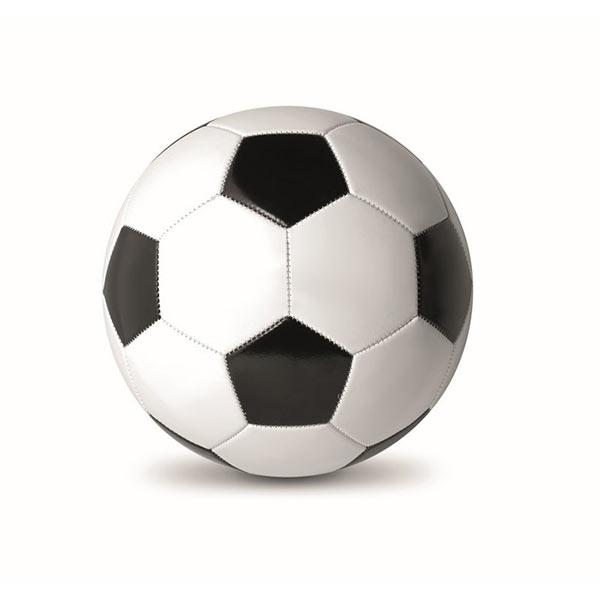 Мяч футбольный MO9007-33 SOCCER, белый черный