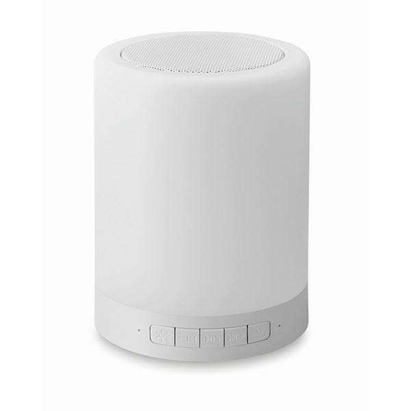Колонка Bluetooth MO9048-06 TATCHI, белый
