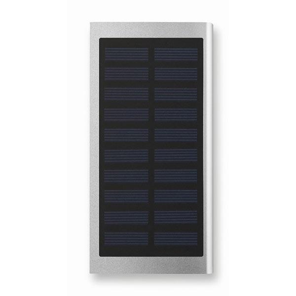 Аккумулятор MO9051-16 SOLAR POWERFLAT, матовое серебро
