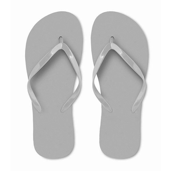 Тапочки пляжные MO9082-07-L HONOLULU, Серый