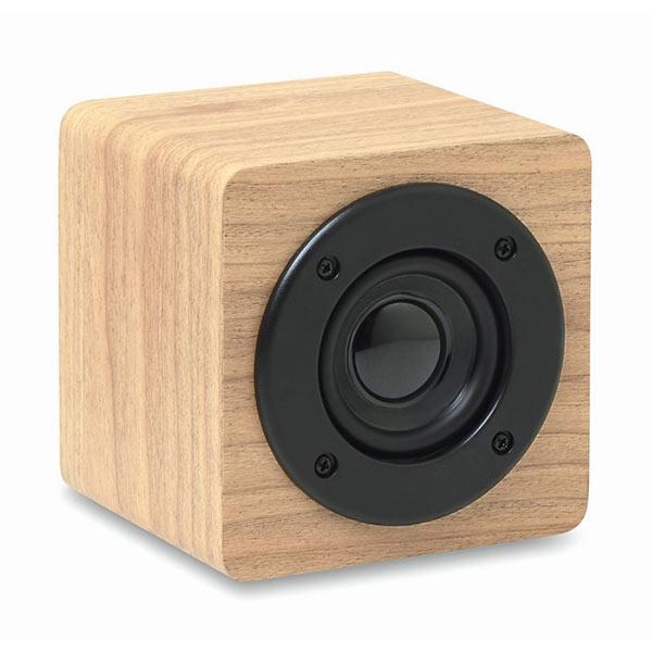 Bluetooth-динамик 3W 350 мАч MO9084-40 SONICONE, дерево