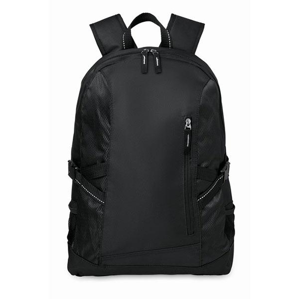 Рюкзак компьютерный MO9096-03 TECNOTREK, черный
