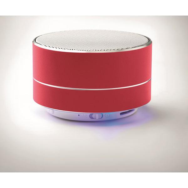 Bluetooth колонка MO9155-05 SOUND, красный
