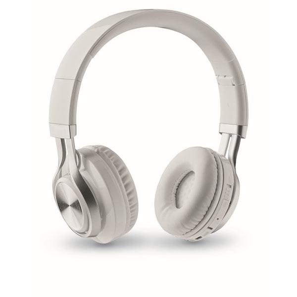 Bluetooth наушники MO9168-06 NEW ORLEANS, белый