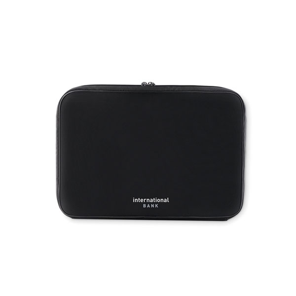 Чехол для ноутбука MO9202-03 DEOPAD 15, черный