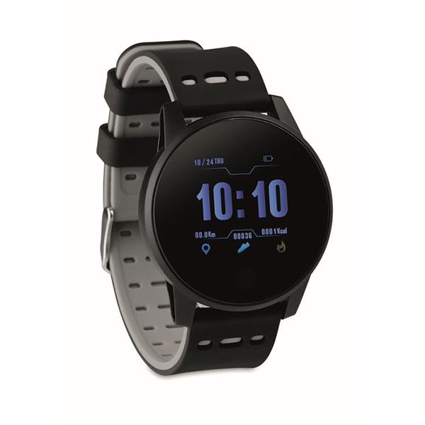 Смарт часы спортивные MO9780-07 TRAIN WATCH, Серый