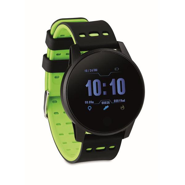 Смарт часы спортивные MO9780-48 TRAIN WATCH, Лайм