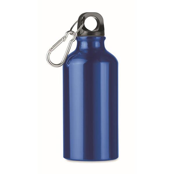 Фляга алюминиевая 400 мл MO9805-04 MID MOSS, синий