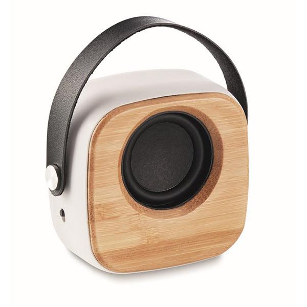 Колонка Bluetooth MO9806-06 OHIO SOUND, белый