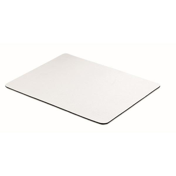 Коврик для мыши для сублимации MO9833-06 SULIMPAD, белый