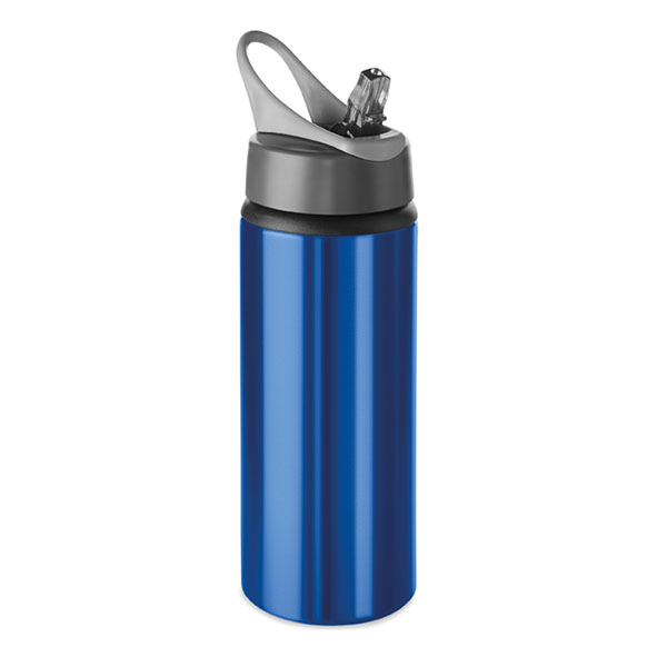 Фляга алюминиевая 600мл MO9840-04 ATLANTA, синий