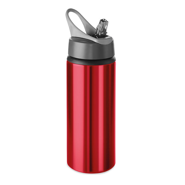 Фляга алюминиевая 600мл MO9840-05 ATLANTA, красный