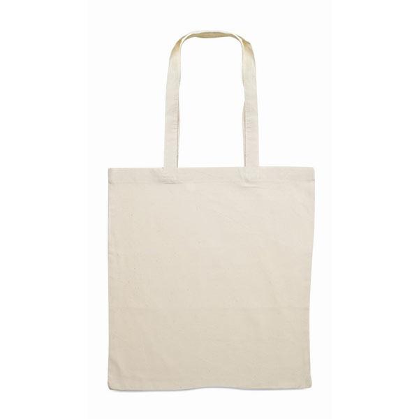 Хлопковая сумка 180гр / м2 MO9845-13 COTTONEL ++, бежевый