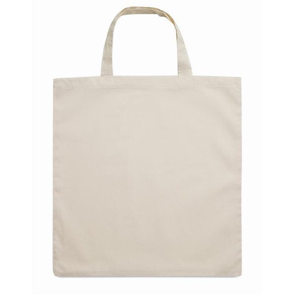 Хлопковая сумка 140гр / м2 MO9847-13 MARKETA +, бежевый
