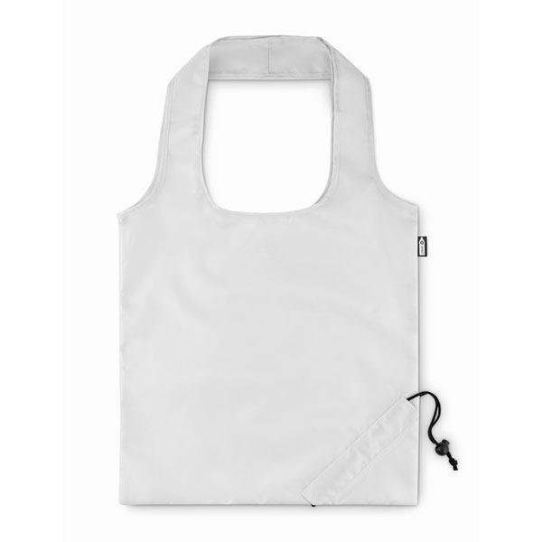 Складная сумка для покупок MO9861-06 FOLDPET, белый