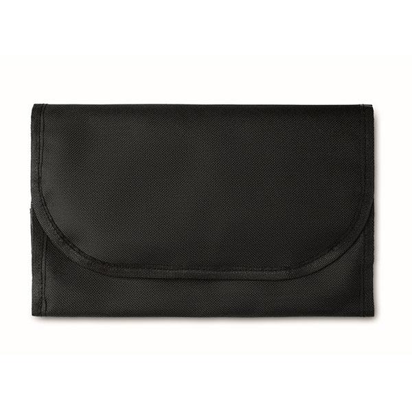 Косметичка дорожная MO9874-03 COTE BAG, черный