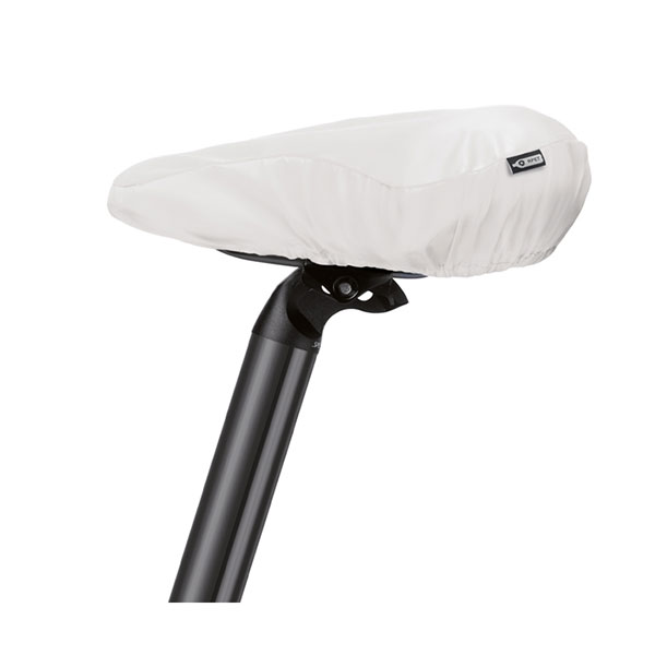 Saddle cover RPET MO9908-06 BYPRO RPET, белый