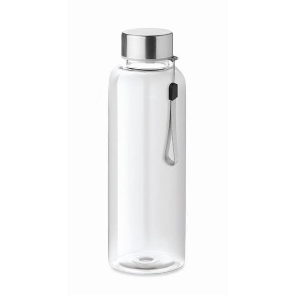 RPET bottle 500ml MO9910-22 UTAH RPET, прозрачный