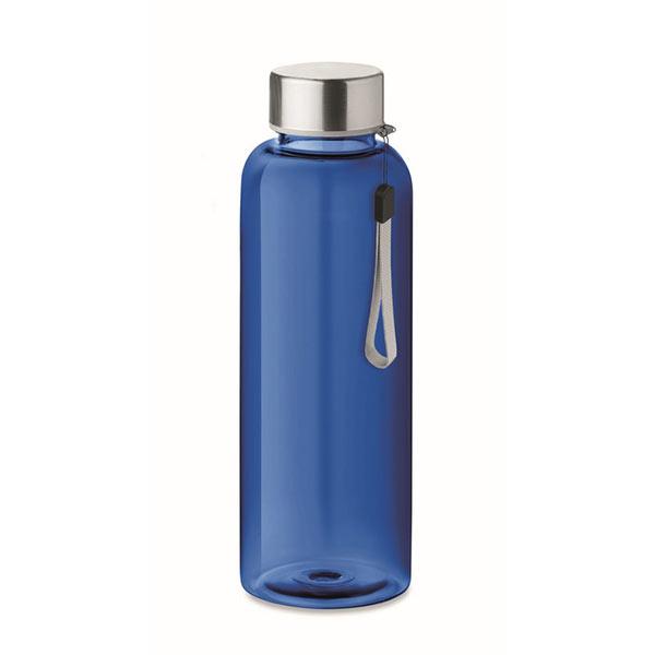RPET bottle 500ml MO9910-37 UTAH RPET, темно-синий