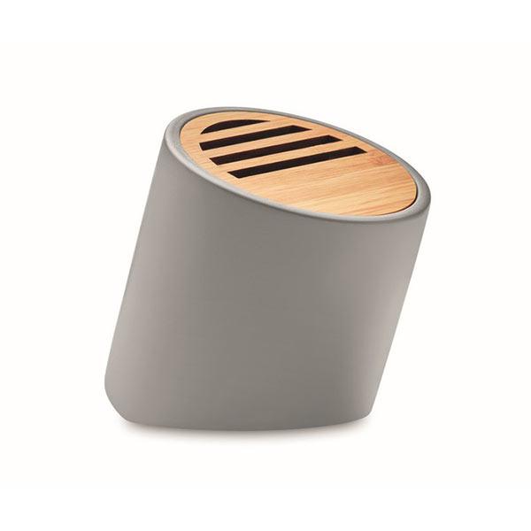 Bluetooth-динамик известняк MO9916-07 VIANA SOUND, Серый