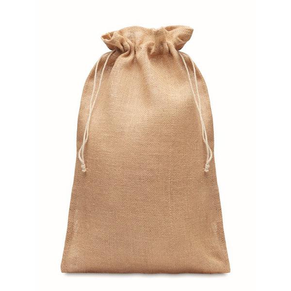 Большая сумка 30 х 47см MO9930-13 JUTE LARGE, бежевый