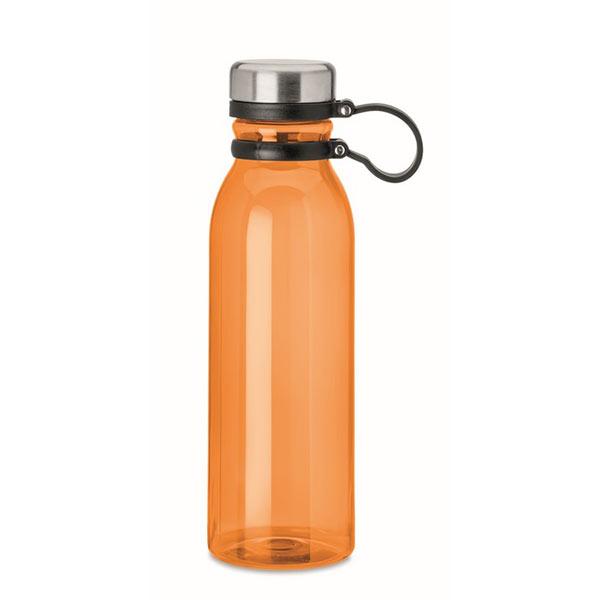 Бутылка 780 мл. MO9940-29 ICELAND RPET, прозрачный оранжевый